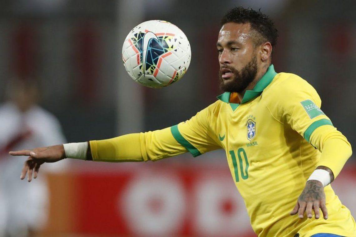 Brasil y Paraguay juegan una nueva fechas de las Eliminatorias Sudamericanas.