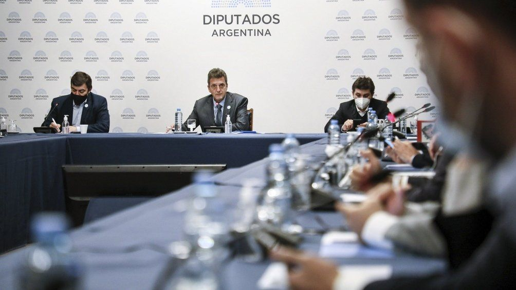 Sergio Massa convocó a los representantes de los laboratorios el miércoles pasado.