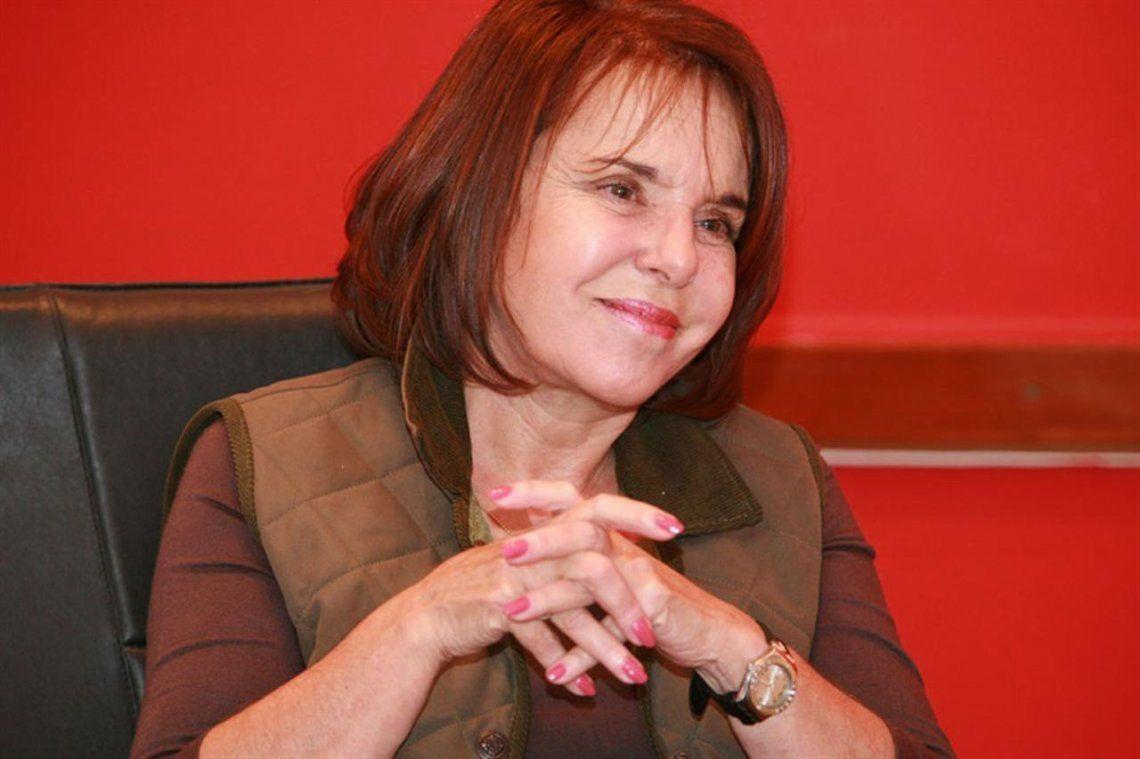 Hilda Chiche Duhalde.