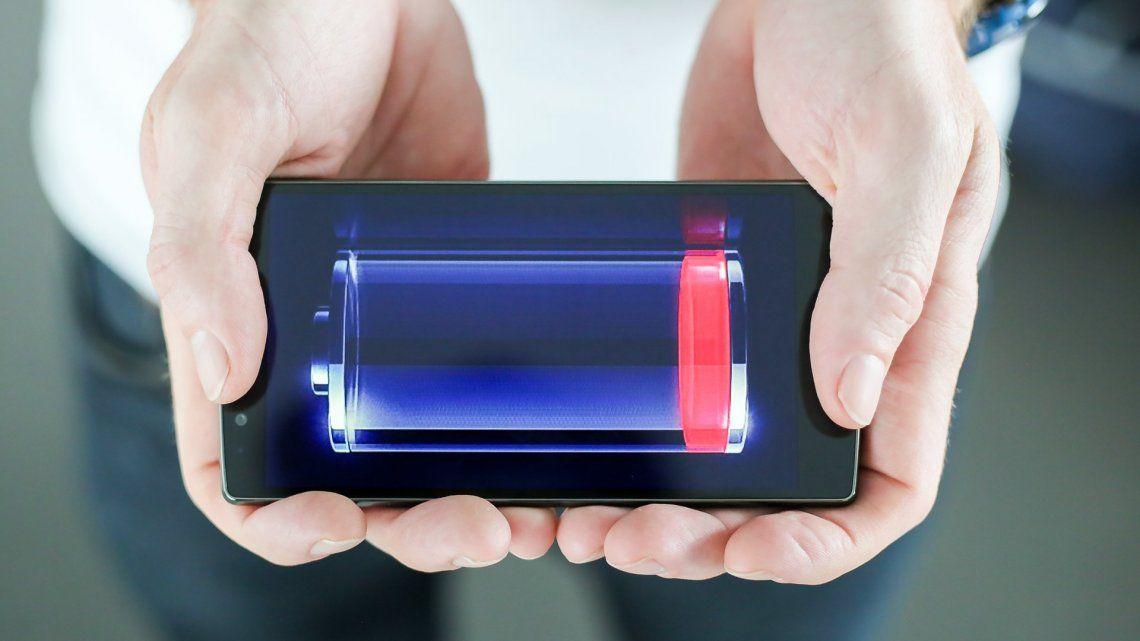 Las aplicaciones que más batería consumen: cómo evitarlo