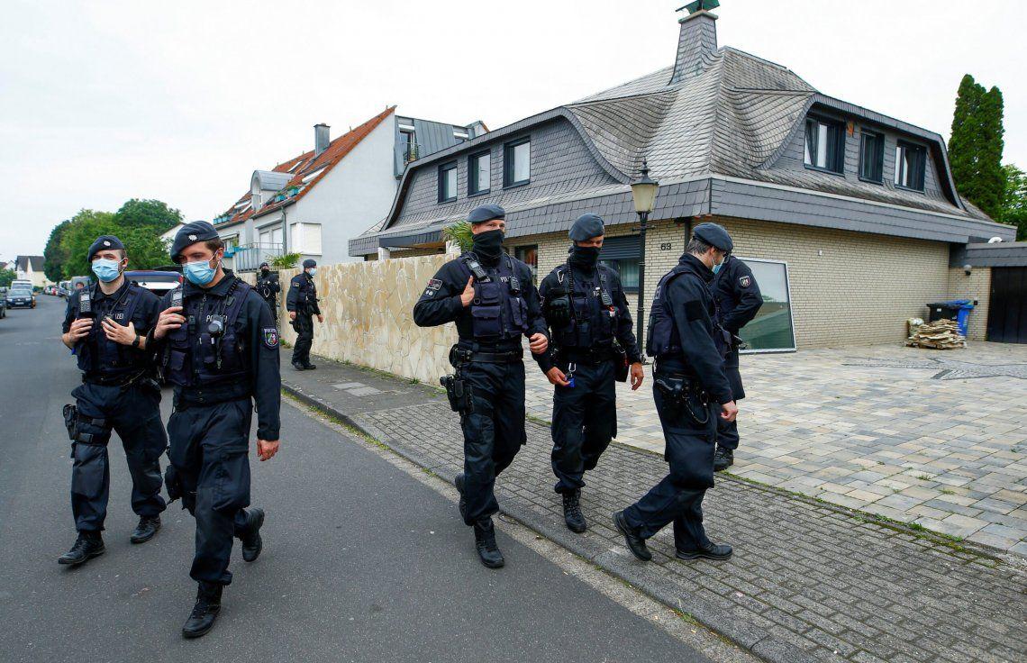 Alemania le propina duro golpe al crimen organizado en criptoredes