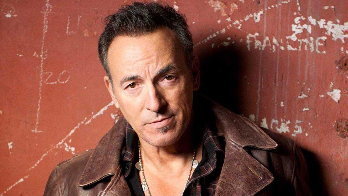 Bruce Springsteen dará un concierto en lugar cerrado de EEUU.