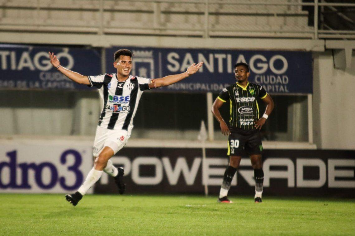Cristian vega es pretendido por Rosario Central