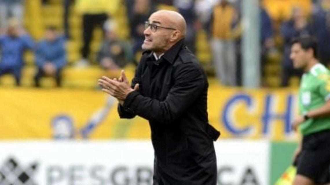 Paolo Montero parece número puesto en San Lorenzo