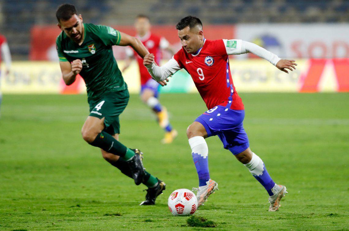 Chile fue más que Bolivia pero no supo capitalizar esa supremacía en el marcador
