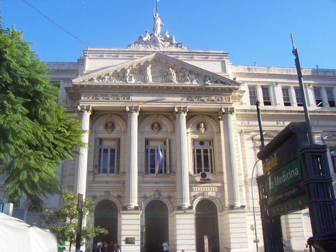 La UBA, nuevamente elegida como la mejor universidad de Iberoamérica