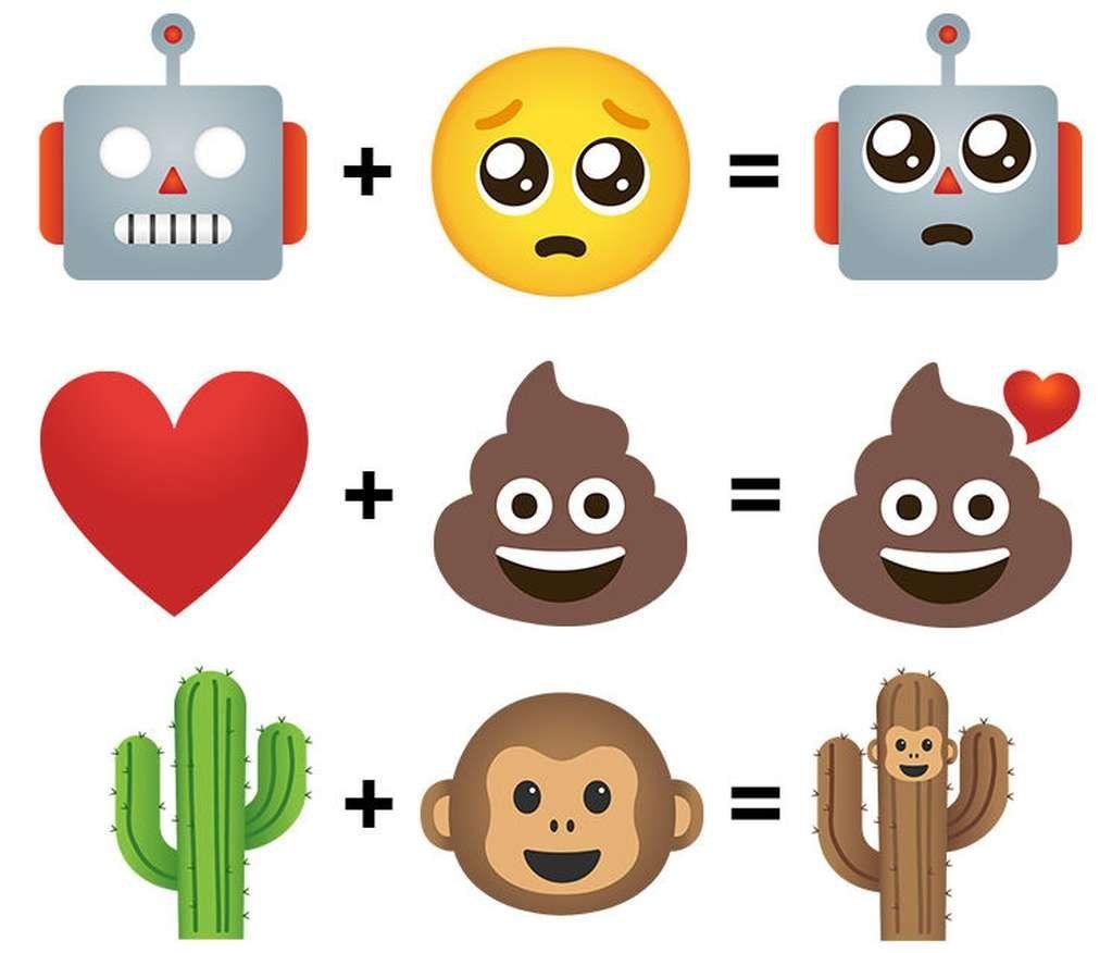 WhatsApp: cómo mezclar emojis y obtener resultados insólitos