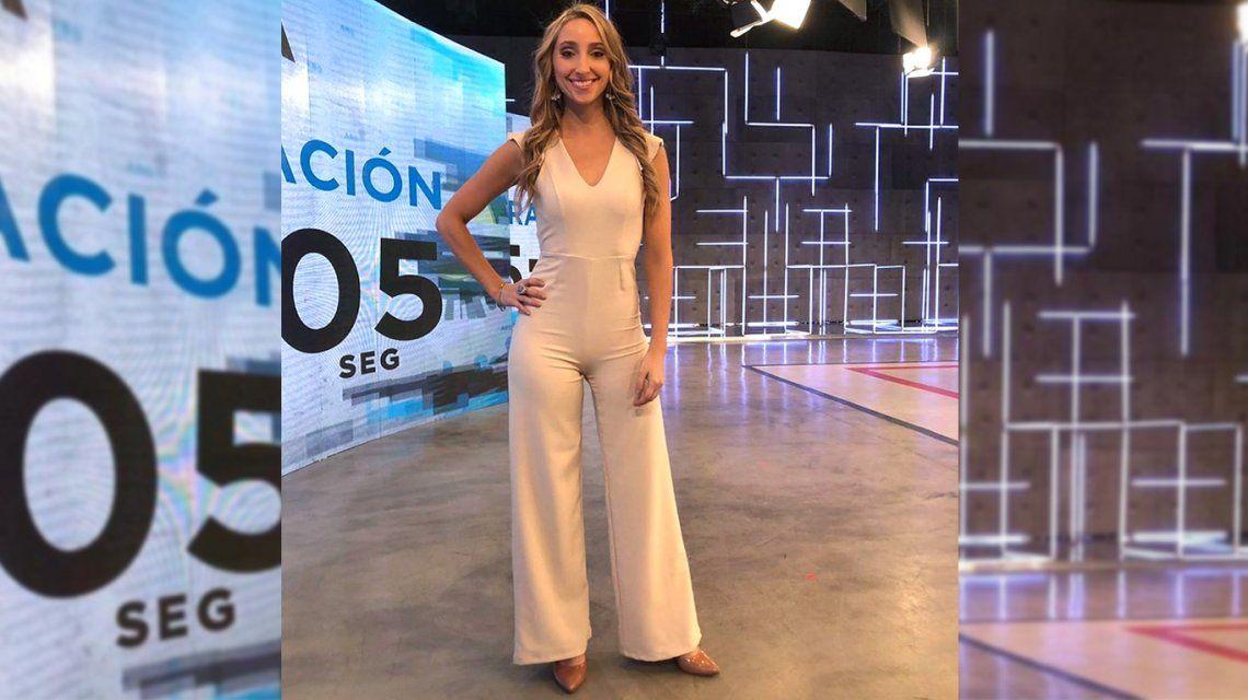 Julia Strada Rodríguez.