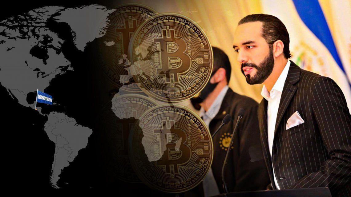 Bitcoin: la ley para que sea una moneda de curso legal en El Salvador fue aprobada