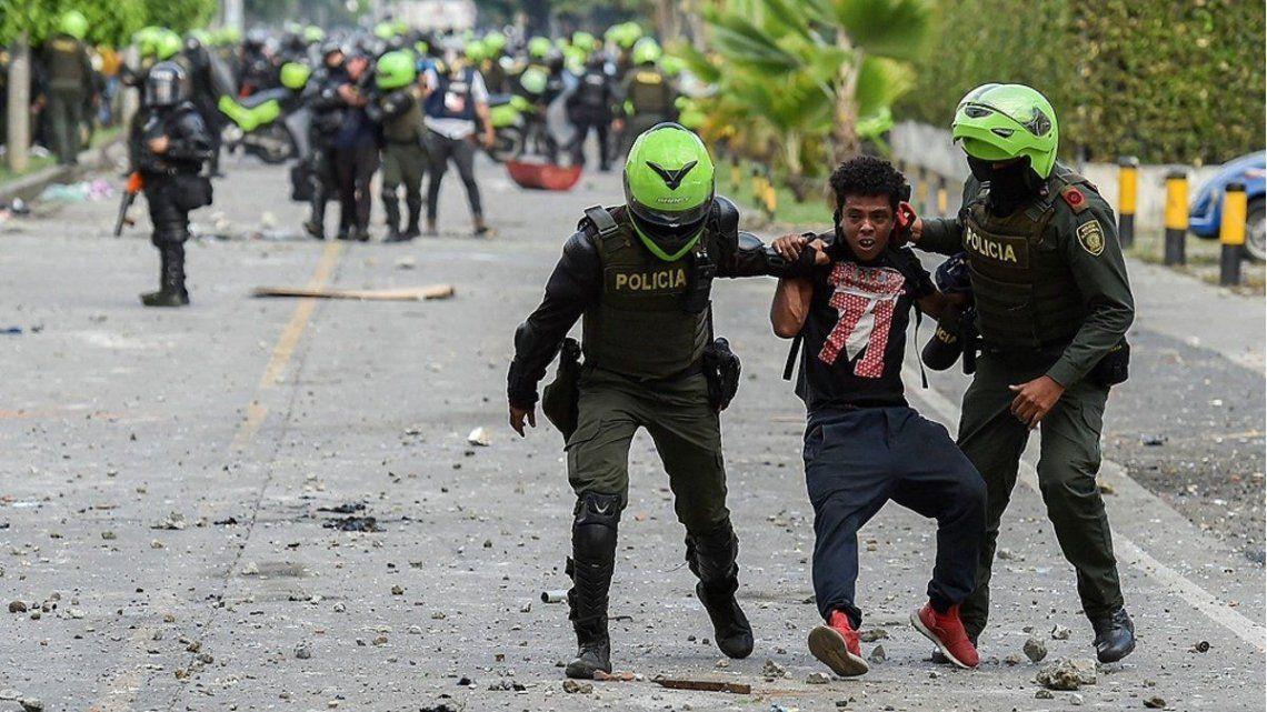 La crisis en Colombia comenzó el 28 de abril por una reforma tributaria promovida por el Gobierno.