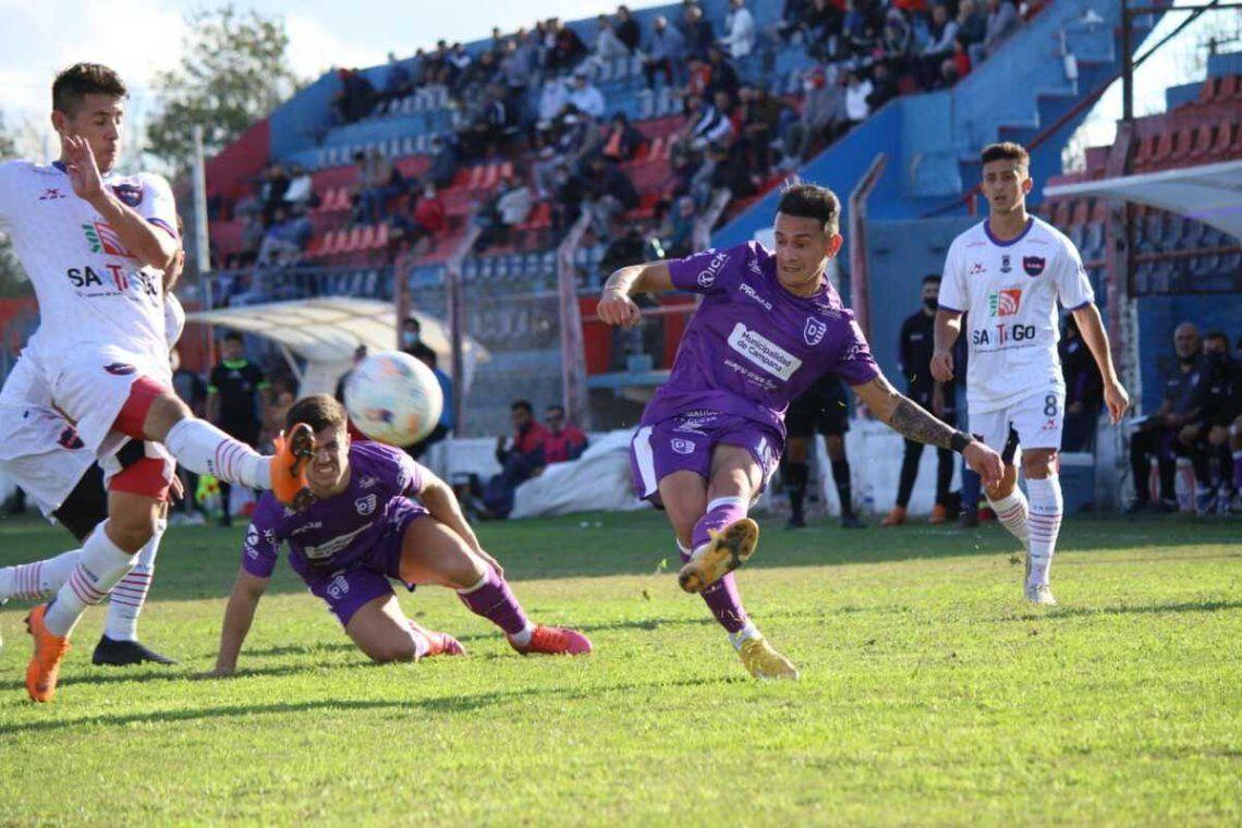 Güemes es el líder de la Zona B de la Primera Nacional.