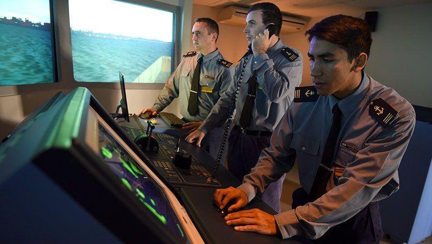 La Armada Argentina cuenta con certificación internacional del proceso de titulación de Mercantes