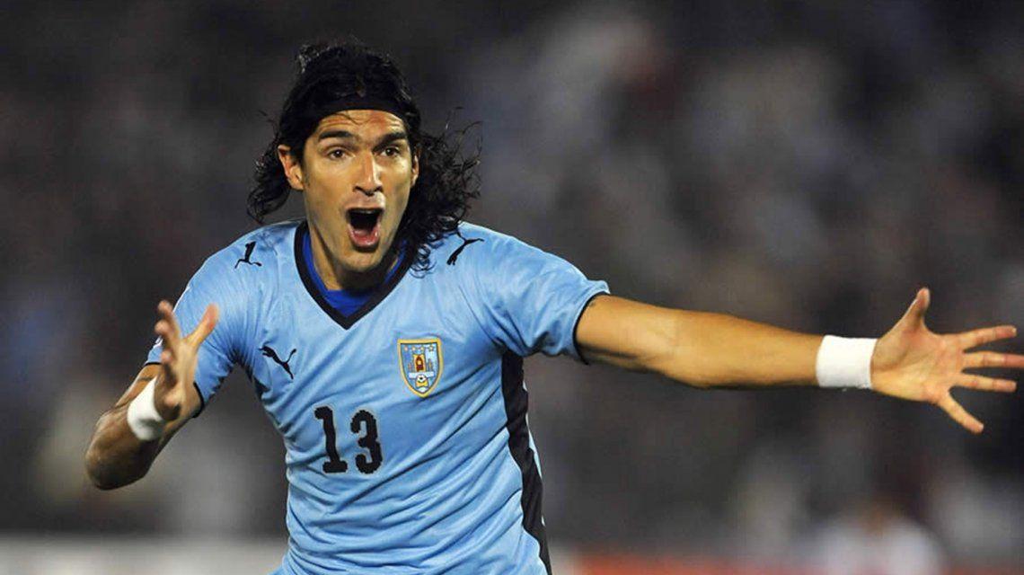 Sebastián Abreu anunció que se retira del fútbol