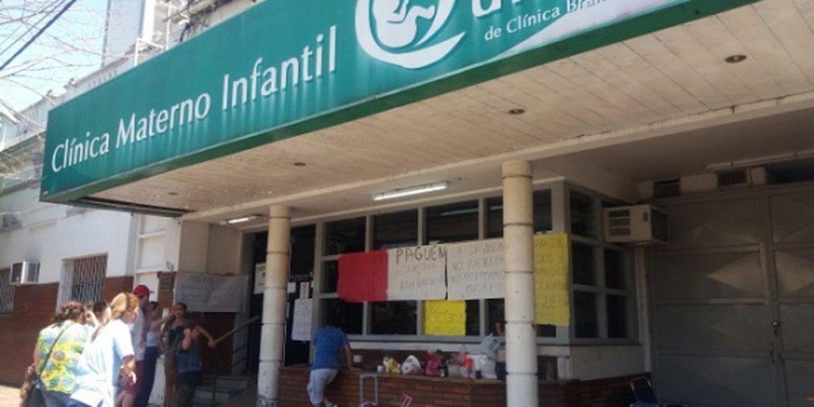 Atendía en una clínica de Quilmes.