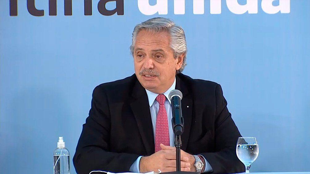 Alberto Fernández: Todos los que son precandidatos deben dejar sus cargos
