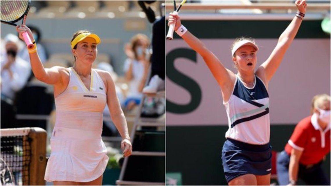 Final femenina de Roland Garros
