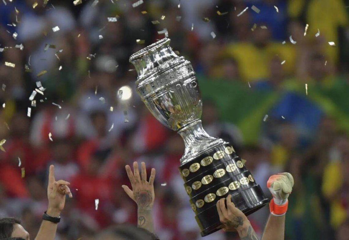 Varias empresas se bajaron del patrocinio de la Copa América
