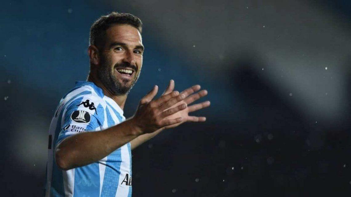 Racing quiere recuperar los goles de Licha López.
