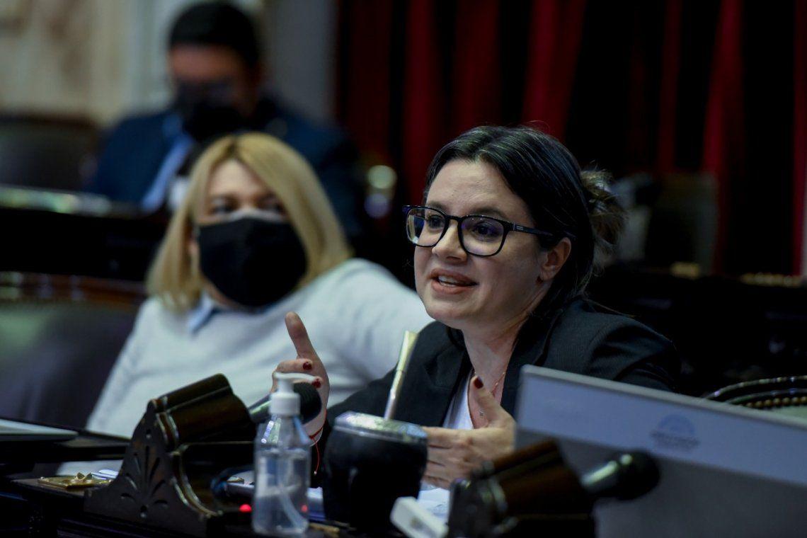 La periodista y diputada Gisela Marziotta impulsó la Ley de equidad en la representación de los géneros desde una perspectiva de la diversidad sexual en los medios.