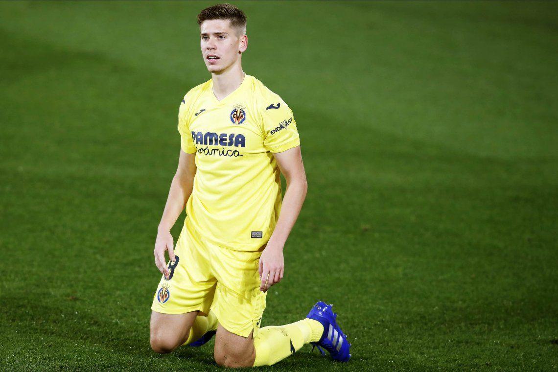 Juan Foyth seguirá en el Villarreal