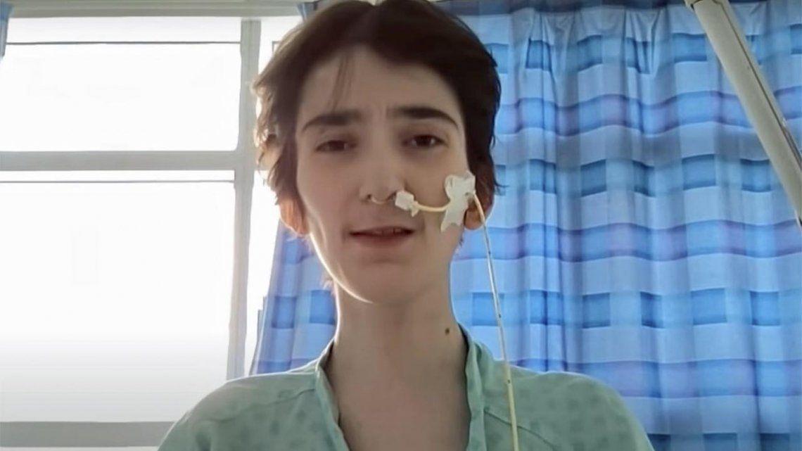 Murió el youtuber de 17 años Alex Kipsta en Reino Unido.