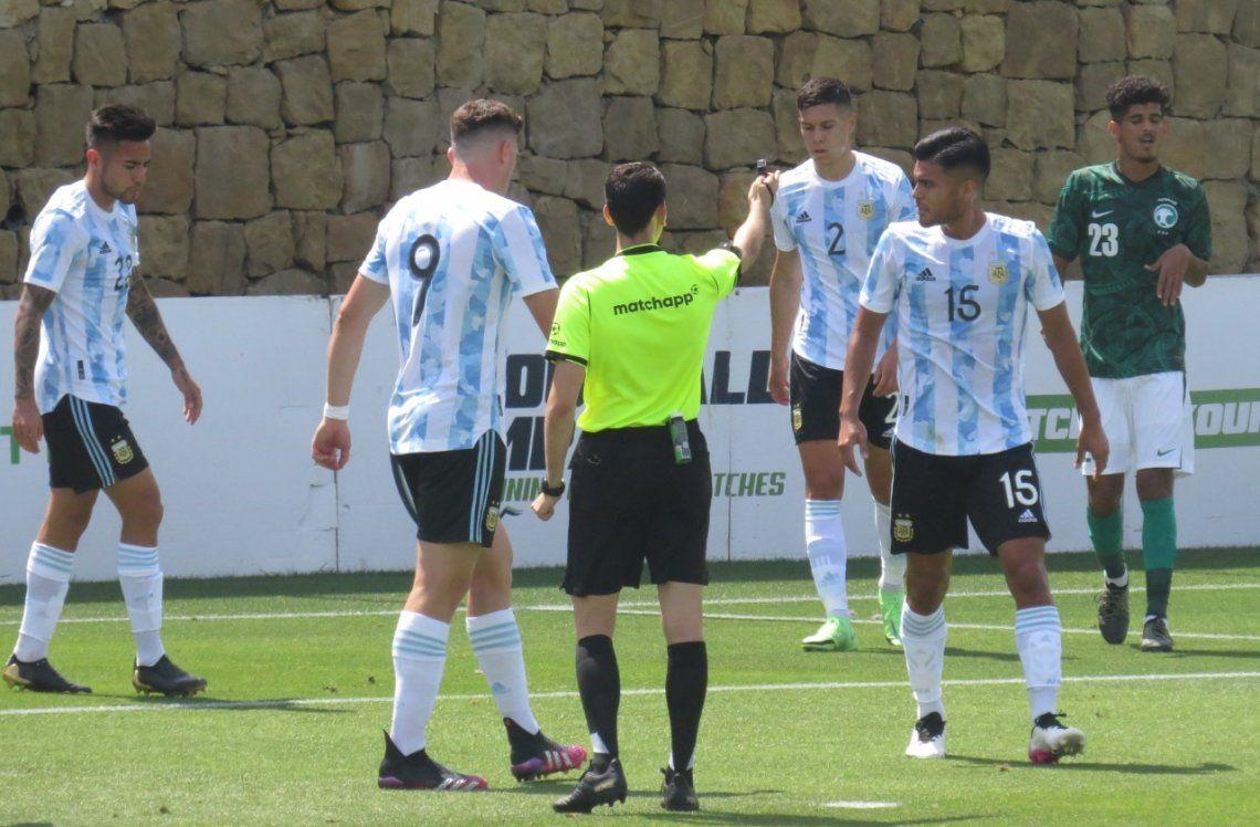La Selección Argentina Sub 23 finalizó invicta en Europa
