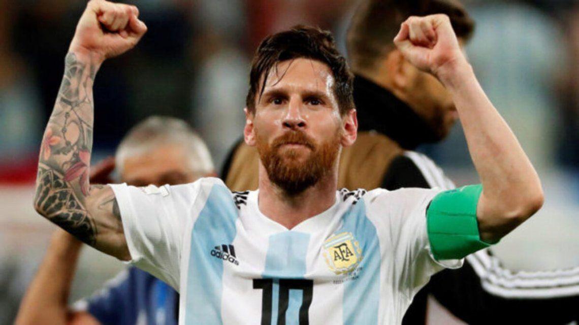 Argentina debutará en la Copa América este lunes frente a Chile