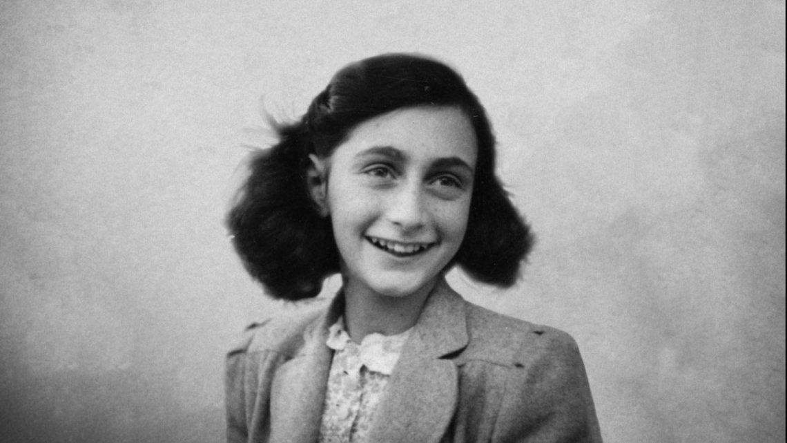 Ana Frank hoy cumpliría 92 años.