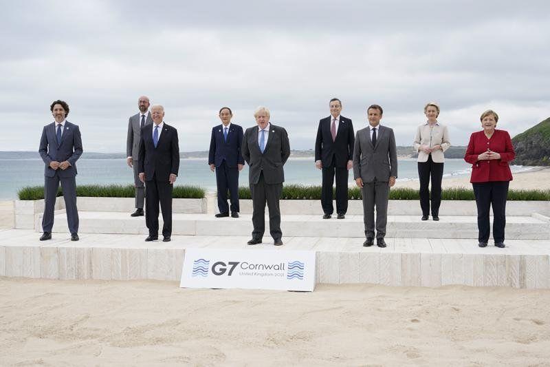 El G7 está conformado por Canadá