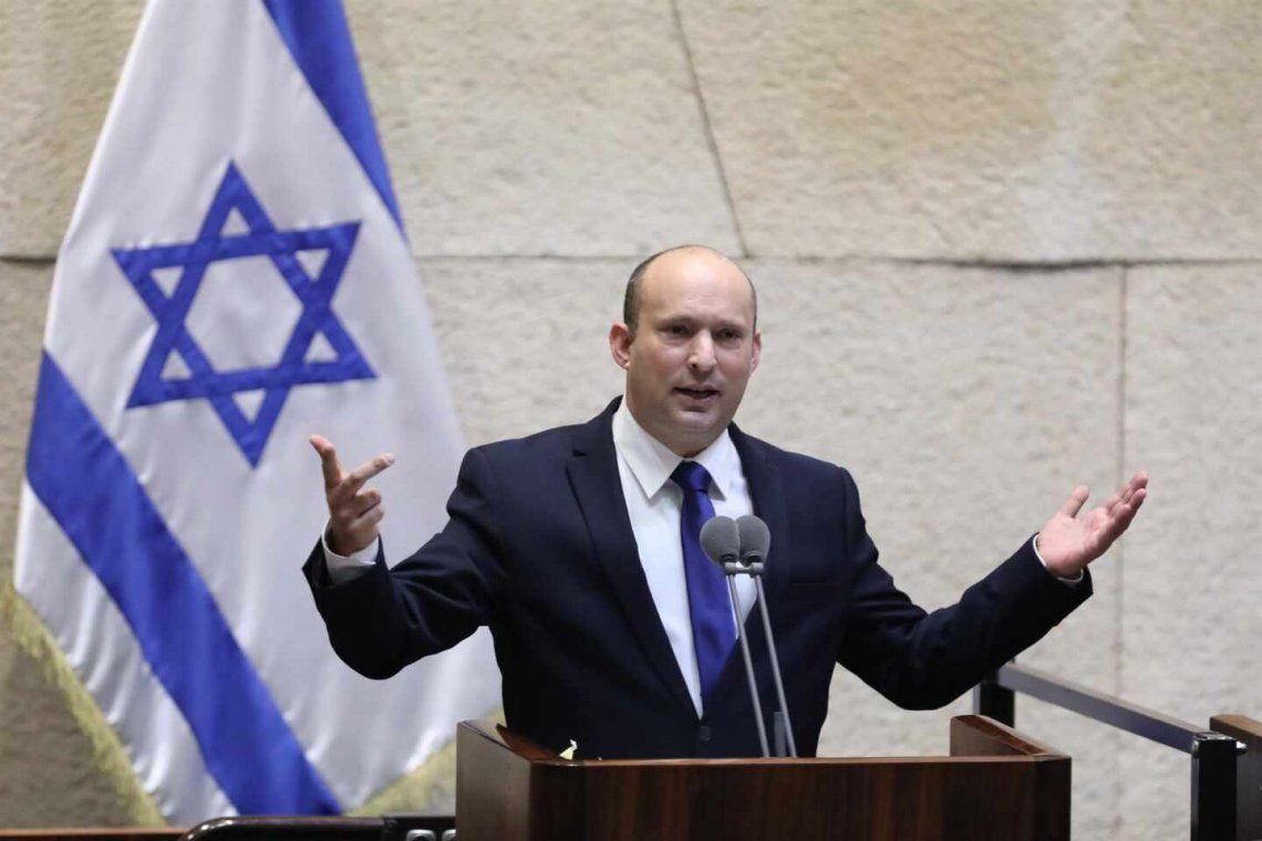 El flamante premier de Israel afirmó que el objetivo de su gobierno consiste en buscar soluciones prácticas.