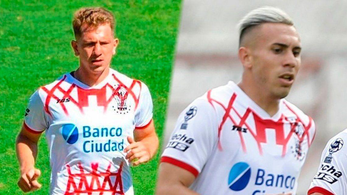 Esteban Rolón y Norberto Briasco jugarán en Boca.