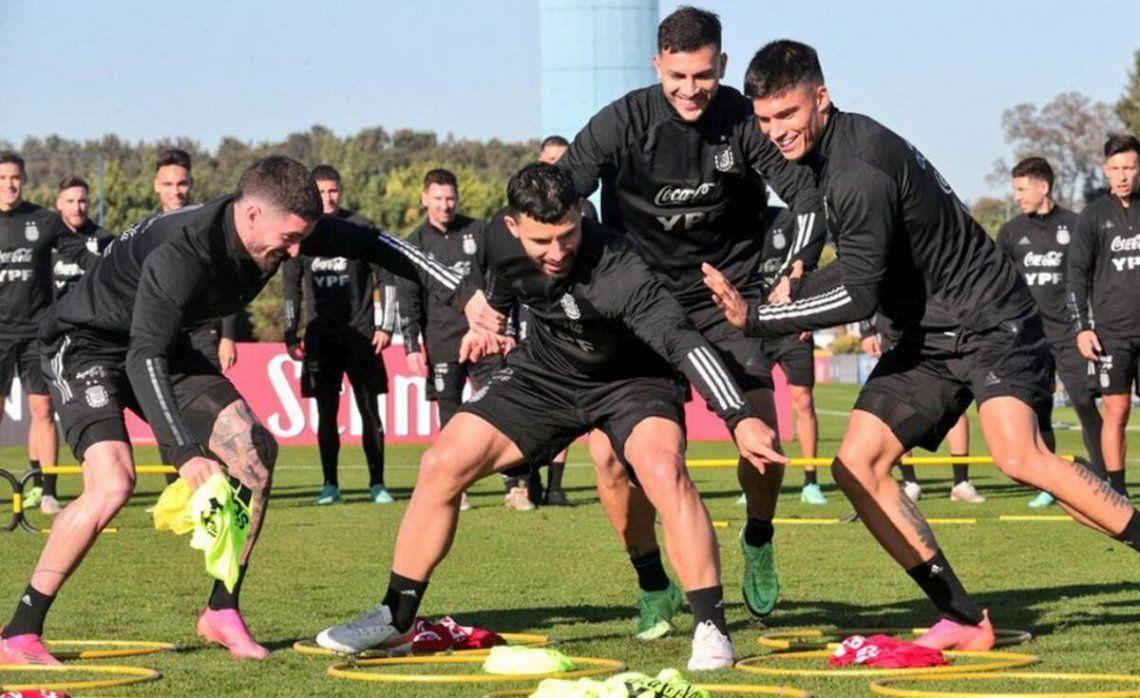 La selección argentina ya piensa en su debut dentro de la Copa América