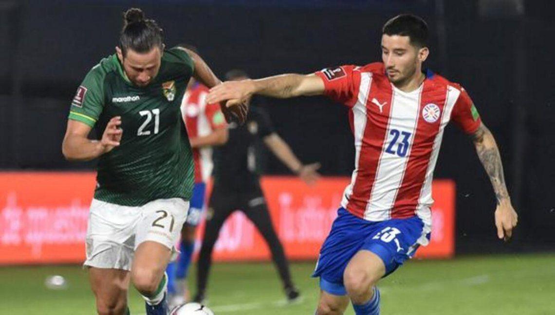 Paraguay y Bolivia debutan este lunes en la Copa América.