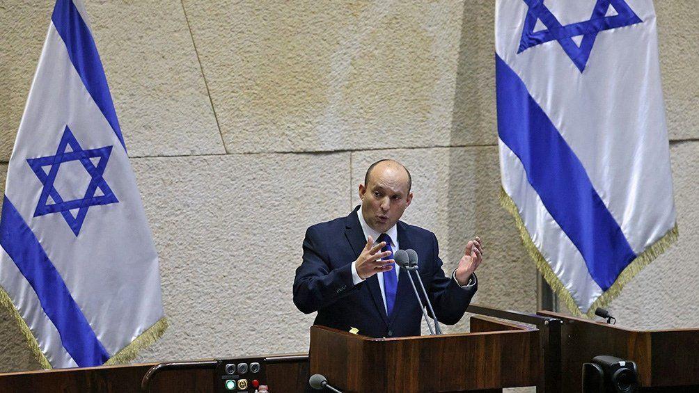 Neftalí Bennet será el primer ministro de Israel por los próximos dos años.
