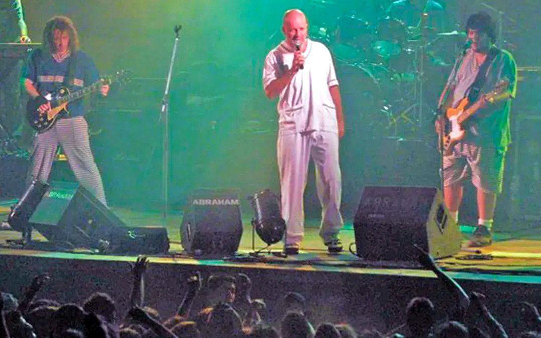 El mendocino Pablo Cordero había ido a ver tocar a La Bersuit en abril de 2003