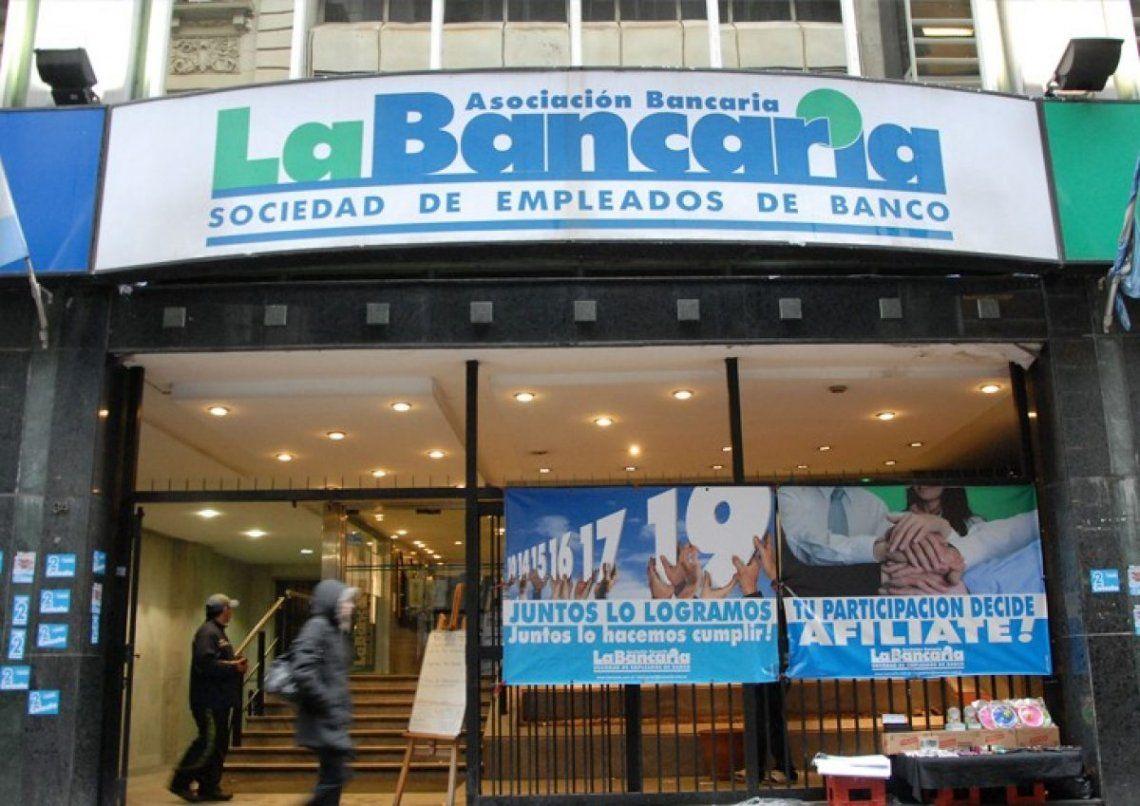 La Bancaria ratificó reclamos paritarios