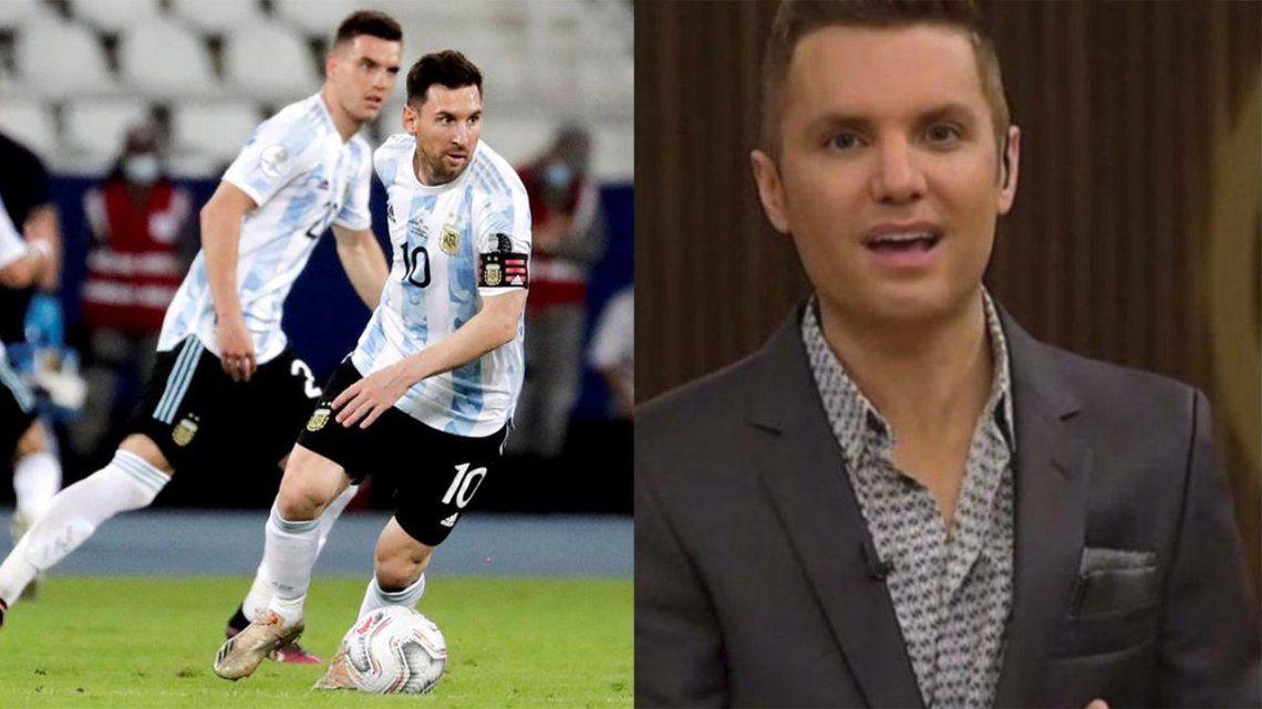Rating: MasterChef lideró pese al partido de Argentina.