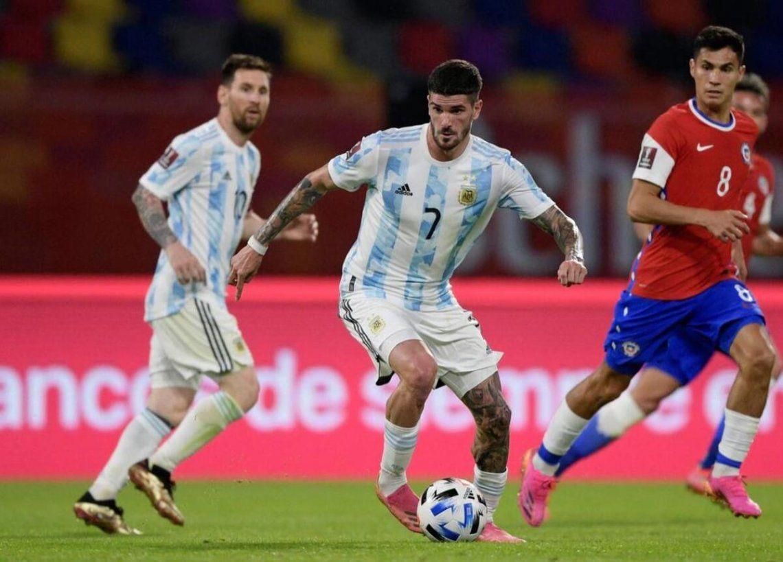 Rodrigo de Paul a un paso del Atlético Madrid