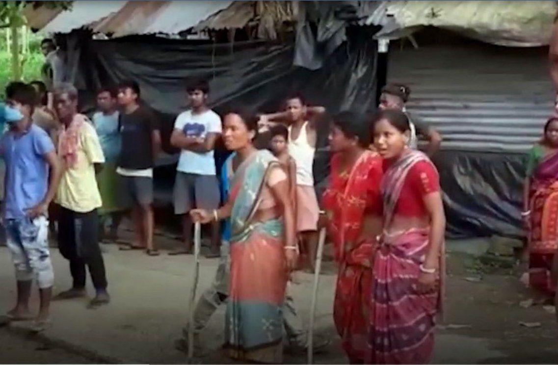 Terribles hechos en la India.