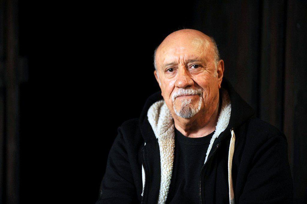 Osvaldo Santoro tiene 73 años y se desempeñaba como secretario general de la Sociedad Argentina de Gestión del Autor Intérprete.