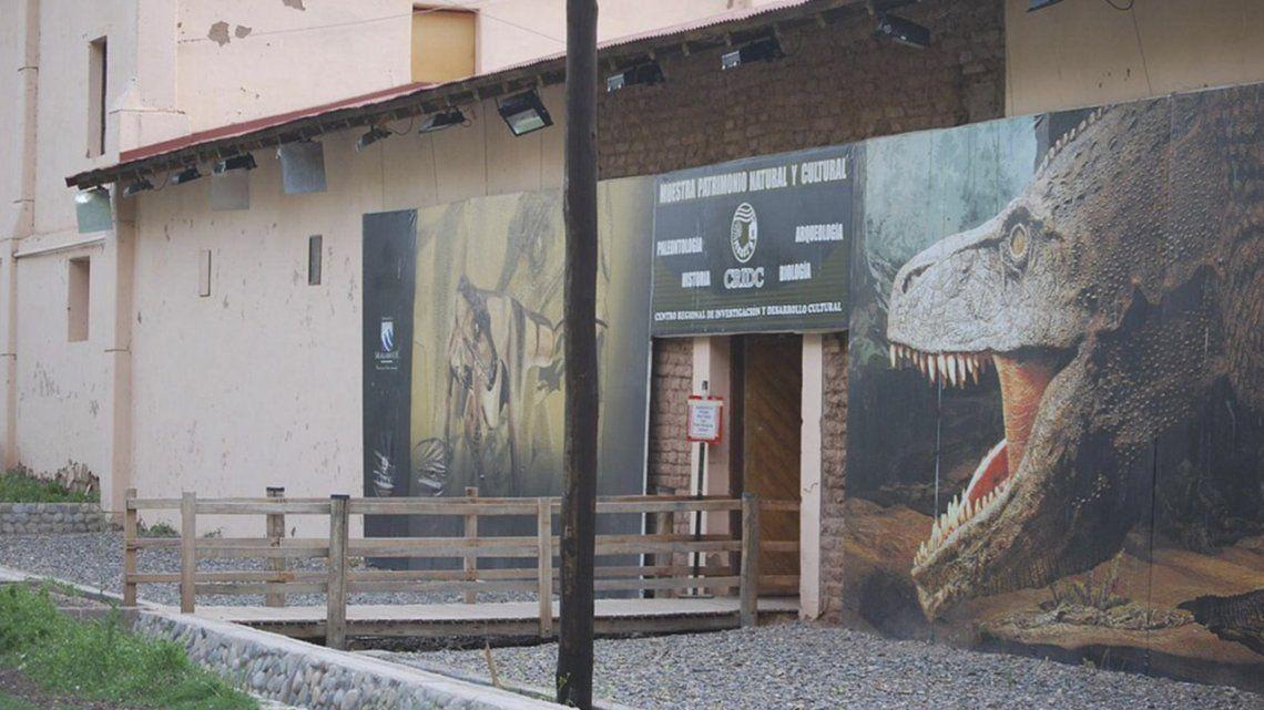 Mendoza: robaron piezas arqueológicas del Museo de Malargüe.