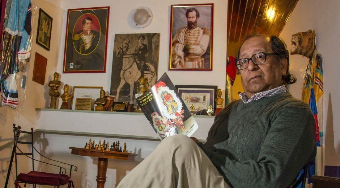 Para el profesor e historiador Miguel Ángel Cáseres