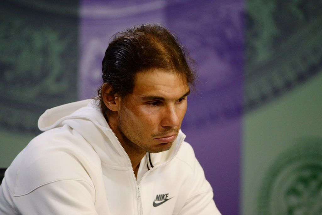 Sorpresa: Nadal se bajó de Wimbledon y de los JJ.OO.