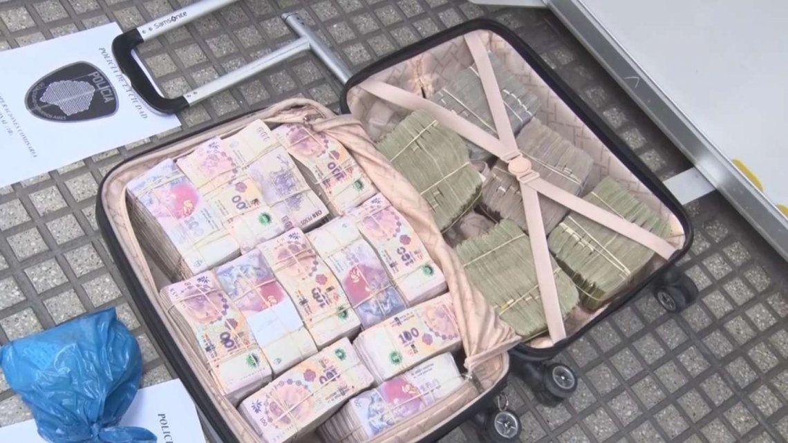Motochorros robaron $3 millones en una salidera bancaria