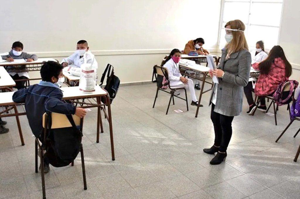 Vuelven las clases presenciales en Córdoba