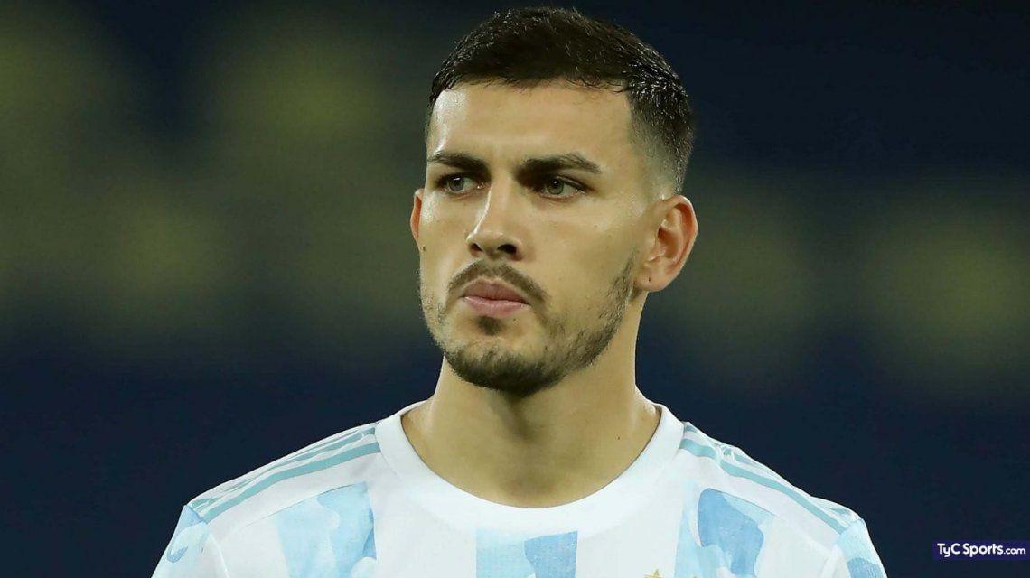 Baja en la Selección: Leandro Paredes no juega ante Uruguay