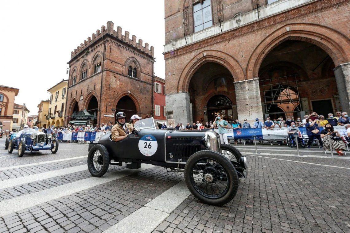 En fotos: Mille Miglia, la carrera más bella del mundo