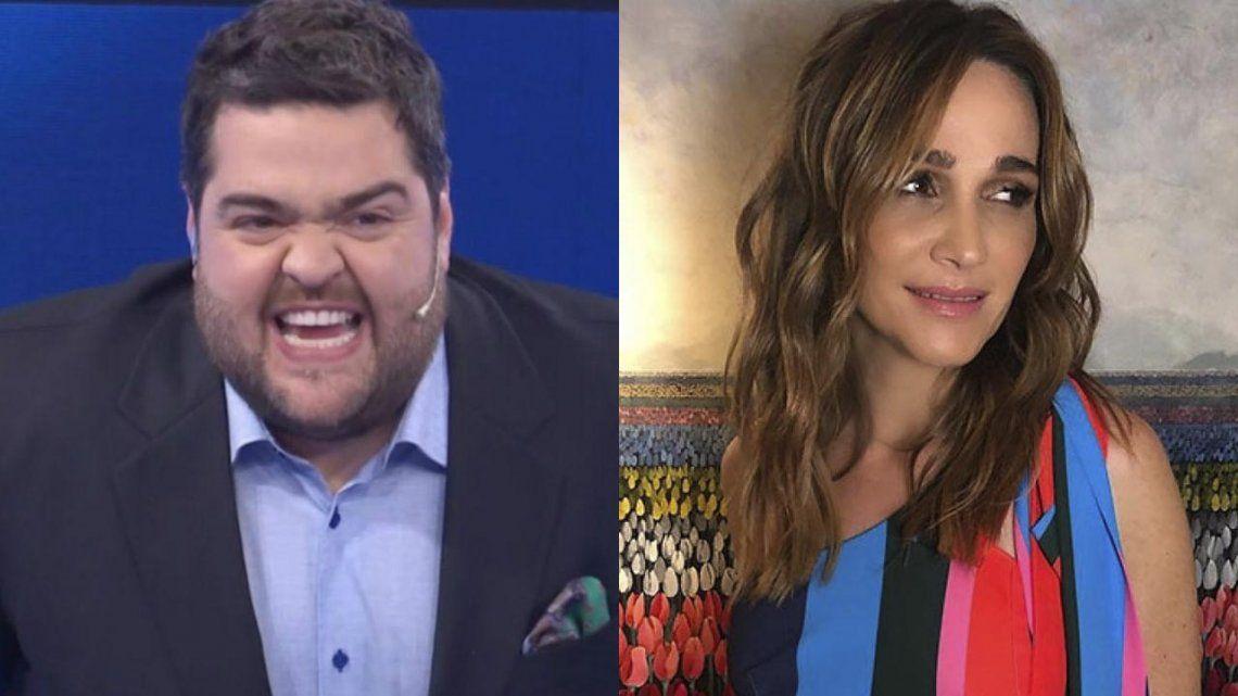 Rating: Verónica Lozano supero ampliamente a Darío Barassi.