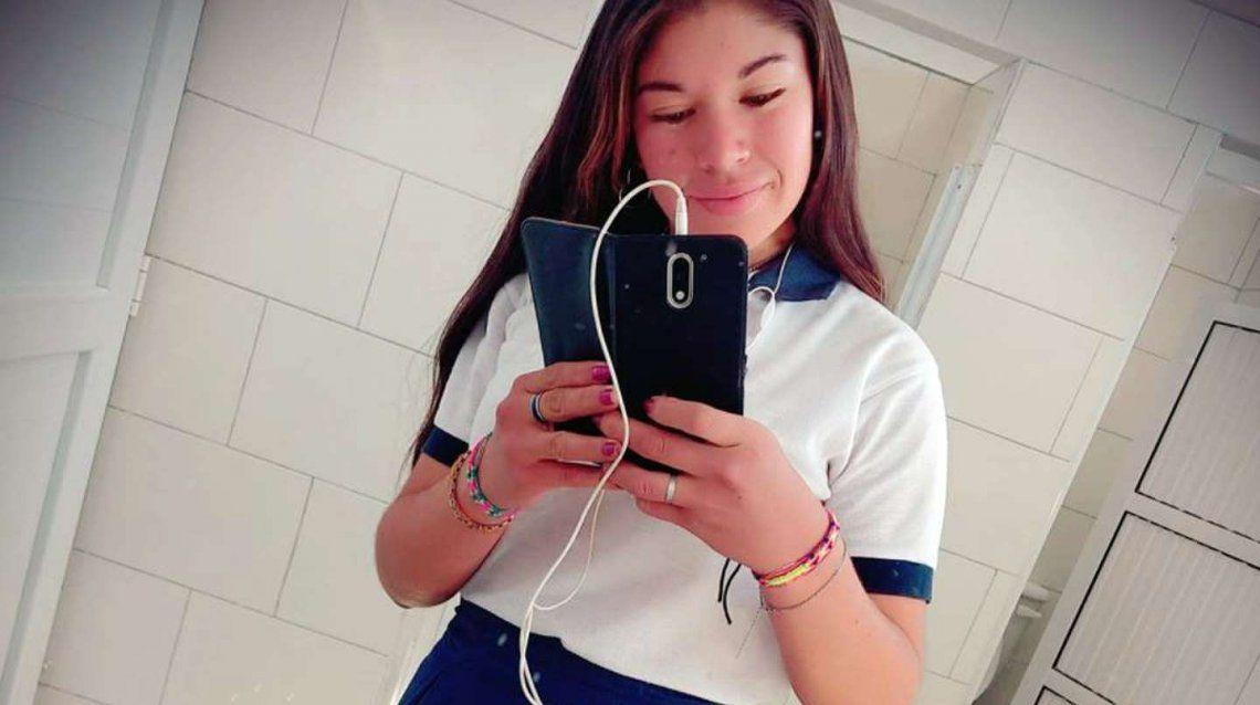 Luciana Sequeira tenía 17 años.