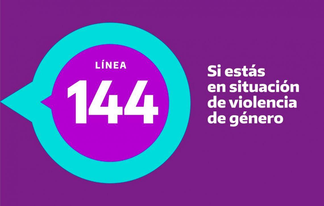 El 9% de las llamadas a la Línea 144 son por violencia hacia adultas mayores